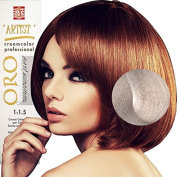 Hair Dye Professional Permanent Extreme Colour Without Ammonia 00/81 Absolute Made in Italy
