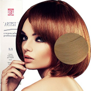 Hair Dye Professional Permanent Natural Colour With Ammonia 10/0 Very Very Light Blonde Made in Italy