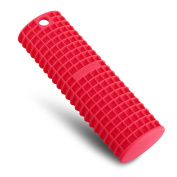 COJOY Silicone Cast Iron Skillet Handle Cover - Red