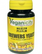 Brewers Yeast 300mg 200 Vtabs nature's vitamin B storehouse!