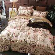 cotton satin jacquard bedding a family of four cotton sheets quilt wedding textile , 001 , 1.8m