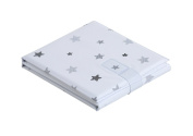 Baby Elegance Foldable PVC Changing Mat, Grey