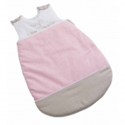 Be Be´s Collection Baby Girls' Sleeping Bag Prinzessin neu 90