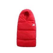 Girls Cosy Long Sleeve Cotton Warm Winter Baby Sleep Bag Approx 2.5 Tog Unisex Wrap Blanket Sacks 6-18 Months