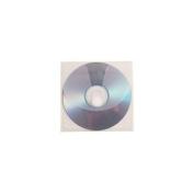 On For CD Q-Connect Polypropylene Self-adhesive convelcro-bolsa with 5 unidades-