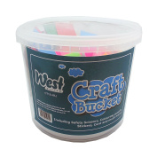 Art and Craft Bucket Starter Set, Multi-Colour, Large
