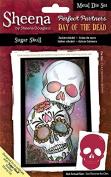 Sheena Douglass perfect Partners Metal Die - Sugar Skull, Silver