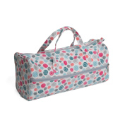 Hobby Gift MR4698/192 Scattered Buttons Knitting Bag 15x42x17½