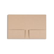 Pina Zangaro Folder Kraft Brown Pack/ 3
