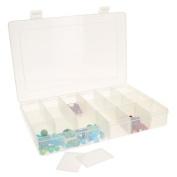 La Fourmi 275 x 188 x 44 mm 18 Adjustable Compartments Box