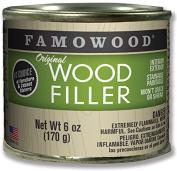FAMOWOOD Original Wood Filler - White - 1/4 Pint Net Wt 180ml