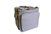 Scrapbooking Storage Suitcase Trolley Artémio