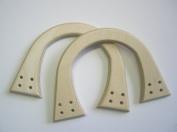 TRENDYbag Pockets Wooden Handles, 2 Handles