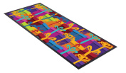 Christmas Bar Towel Runner Pub Party Mat Beer Gift Party Colourful Presents