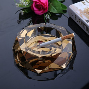 GOUQIN Ashtray Creative Classics ashtrays Applicable to the ornament of the living room coffee Table Household items