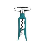 Saveur et Degustation kv7089 ABS + Screw Corkscrew Zinc 70 cm 50 X 50 X 2, 7, Black/Red/Blue 15