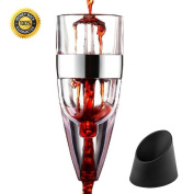 PILAAIDOU Wine Aerator Decanter -Quick Speed Wine Aerator Decanter ,Diffuser, Pourer, Decanter,Wine Gift Box Set for Wine Lovers,Best Christmas And Holiday Gifts For Women And Men!