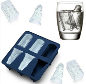 GAOMOJU & Doctor Who Cocktails Silicone Ice Cube Tray Candy Chocolate Baking Moulds diy Bar Party Drink