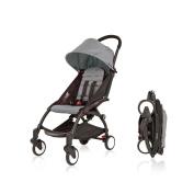 Babyzen YoYo Pushchair Ultra-Compact Chassis Black Grey