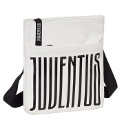 JUVENTUS First Team - Handbag for Man - With Shoulder Strap - Faux Leather- Colour White