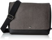 Skagen Eric, Men's Bag, Grau (Pewter), 8.6x28,6x362cm