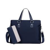 Men's Business Briefcase Handbag Shoulder Bag Hand Leisure Youth Cross Section Work Package