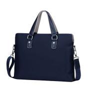 Men Handbags Oxford Spinning Handbags Cross Section Leisure Business Briefcase Shoulder Bag Canvas Diagonal Package