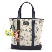 Loungefly Disney Toy Story All-Over Print Tote Bag