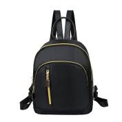 Women's Waterproof Backpack Nylon Shoulder Bag