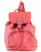 histoireDaccessoires - Women's Leather Backpack - SA146414RI-Gaetano