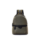 Women's Ladies Girls Backpack Mini Backpack Women 2017 New Korean Version Of The Grass Simple And Simple Fashion Leisure Tide Package,Size:21*11*27Cm