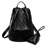 Rivets Fashion Shoulder Bag Korean Travel Anti-theft Shoulder Bag
