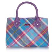 Ness 'Ebony' Classic Tweed Handbag
