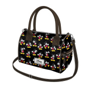 DISNEY Mickey Moving- Bowling Bag with Shoulder Strap and Two Handles - Colour
