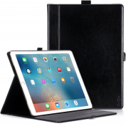 ProCase iPad Pro 12.9 Case - Premium Stand Case Folio Cover for Apple iPad Pro 33cm (Both 2017 and 2015 models), with Apple Pencil Holder