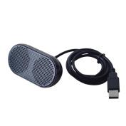 UKHONK Mini USB Speaker Portable Loudspeaker Powered Stereo Multimedia Speaker for Notebook Laptop PC