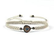 good. Designs Luck (Devil Eye Pendant Evil Eye Bracelet, Protection Bracelet Available in Different Colours