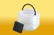 Jakar Artists Water Holder Lantern Collapsible (Base Sized 120mm Diameter) Capacity 1.3 litres