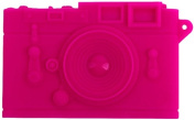 Kikkerland KKOR19-PK Camera Card Carrier Pink