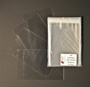 Cello Bags 120 x 162mm NO TAPE packed in 100's
