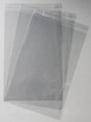 Cello Bags 240 x 370mm + 30mm Lip Self Seal packed in 100's