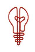 Maildor Mini Clips Light Bulbs, Multi-Colour