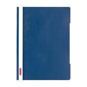 HerlitzA4 Paper Flat File - Blue