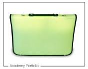 Artcare 15212010 94 x 4 x 66.5 cm A1 Synthetic Material Academy Portfolio, Lime