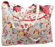 Two Hoots Maxi Craft Bag