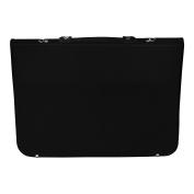 Artcare 15213310 68 x 4 x 50 cm A2 Synthetic Material Academy Portfolio, Black