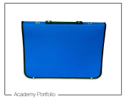 Artcare 15214400 48 x 4 x 35 cm A3 Synthetic Material Academy Portfolio, Royal Blue