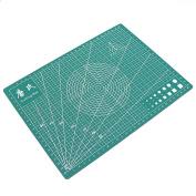 Omkuwl PVC Cutting Mat A4 Self-healing Cut Pad Patchwork Tools Handmade DIY Cutting Plate 30*22cm
