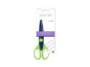 Forever in Time ST170H Cropping Scissors, Metal Blade, 17cm , Zigzag