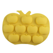 Moulds ¨¤ Cake / Pastry / Bread / Ice-Form Caca Shape Moulds Silicone Cake Anti Adhesive Random Colour style 6